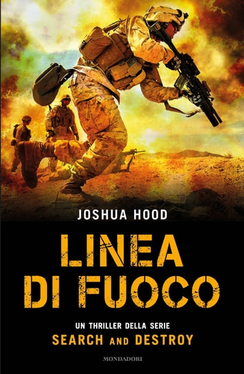 Linea di fuoco ebook by Joshua Hood