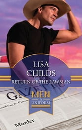 Return of the Lawman ebook by Lisa Childs