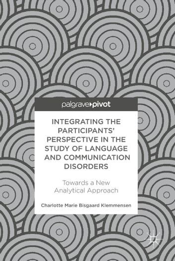 Integrating the participants perspective in the study of language integrating the participants perspective in the study of language and communication disorders towards a fandeluxe Image collections