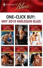 One-Click Buy: May 2010 Harlequin Blaze - Blazing Bedtime Stories, Volume V\Spontaneous\Surprise Me...\Led into Temptation\Long Summer Nights\Make Your Move ebook by Leslie Kelly, Jennifer LaBrecque, Brenda Jackson,...