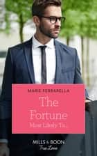 The Fortune Most Likely To... (Mills & Boon True Love) (Once Upon a Fairytale, Book 1) 電子書 by Marie Ferrarella