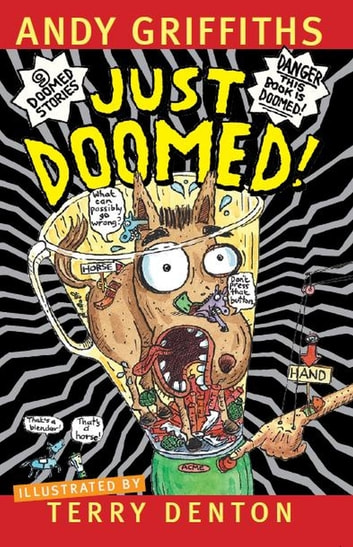 Just Doomed! ebook by Andy Griffiths