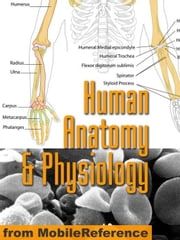 Human Anatomy And Physiology Study Guide (Mobi Medical) ebook by MobileReference