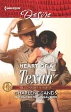 Heart of a Texan ebook by Charlene Sands