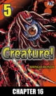 Creature! - chapter 16 ebook by Shingo Honda