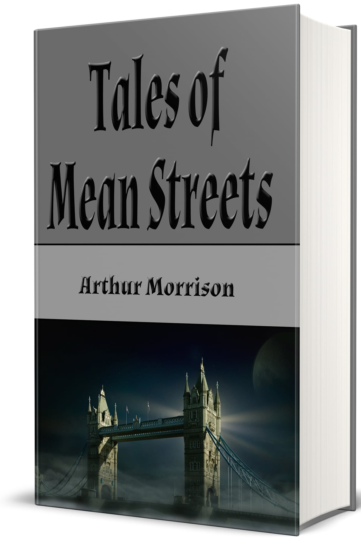 Tales of Mean Streets (Illustrated