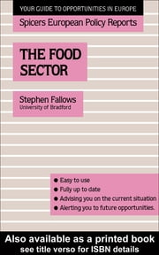 The Food Sector ebook by Stephen Fallows