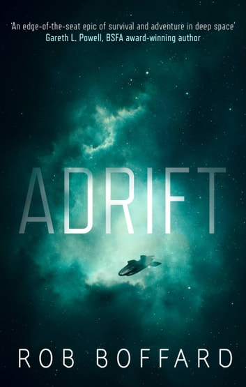 Adrift ebook by Rob Boffard