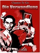 Die Verwandlung ebook by Franz Kafka