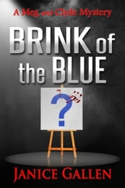 Brink of the Blue ebook by Janice Gallen