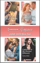 Harlequin Romance June 2020 Box Set ebook by Jennifer Faye, Donna Alward, Therese Beharrie,...
