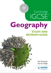 Cambridge IGCSE Geography Study and Revision Guide ebook by Helen Williams, David Watson