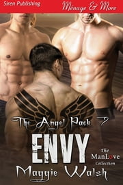 Envy ebook by Maggie Walsh