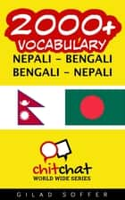 2000+ Vocabulary Nepali - Bengali ebook by Gilad Soffer
