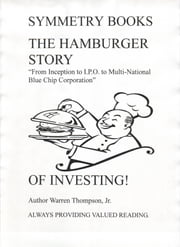 The Hamburger Story of Investing ebook by Warren Thompson Jr