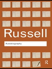 Autobiography ebook by Bertrand Russell