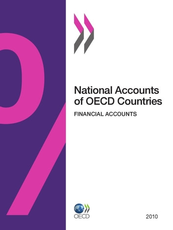 National Accounts of OECD Countries, Financial Accounts 2010 ebook by Collective