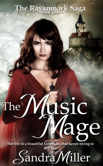 The Music Mage ebook by Sandra Miller