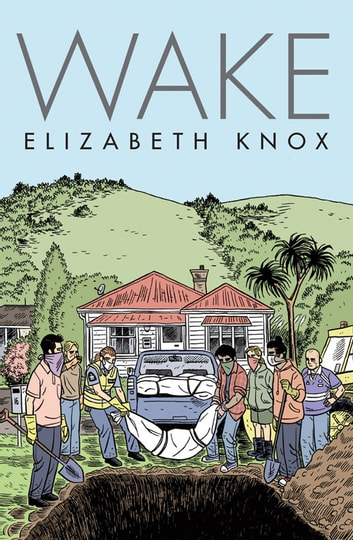 Wake ebook by Elizabeth Knox