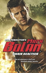 Chain Reaction ebook by Don Pendleton