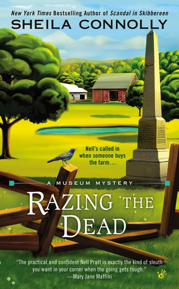 Razing the Dead ebook by Sheila Connolly