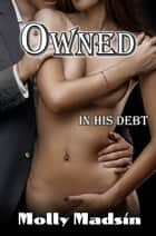 Owned: In His Debt ebook by Molly Madsin