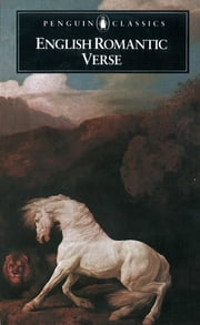 English Romantic Verse ebook by David Wright,David Wright,David Wright