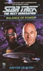 Balance of Power ebook by Dafydd ab Hugh