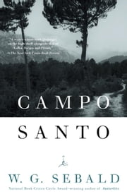Campo Santo ebook by W.G. Sebald