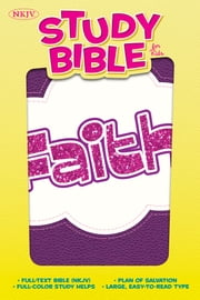 NKJV Study Bible for Kids, Faith ebook by Holman Bible Staff