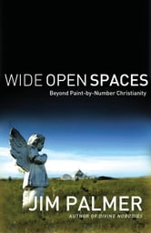 Wide Open Spaces - Beyond Paint-by-Number Christianity ebook by Jim Palmer