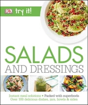 Salads and Dressings ebook by DK