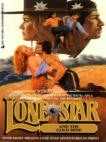 Lone Star 128/gold Mi ebook by Wesley Ellis
