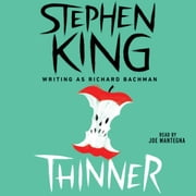 Thinner audiobook by Stephen King