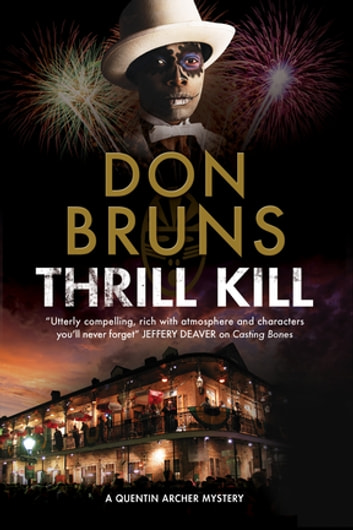 Thrill Kill - A voodoo mystery set in New Orleans ebook by Don Bruns