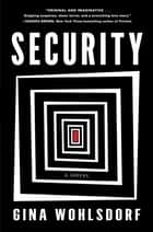 Security ebook by A Novel