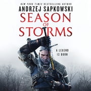 Season of Storms audiobook by Andrzej Sapkowski