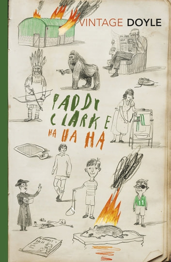 Paddy Clarke Ha Ha Ha ebook by Roddy Doyle