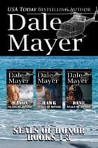 SEALs of Honor Set 1-3 ebook by Dale Mayer