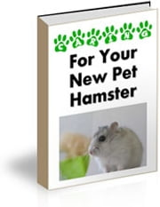 Caring For Your New Pet Hamster ebook by Sven Hyltén-Cavallius