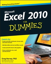 Excel 2010 For Dummies ebook by Greg Harvey