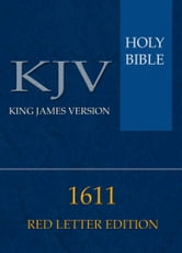 Holy Bible (KJV) - King James Version ebook by Various