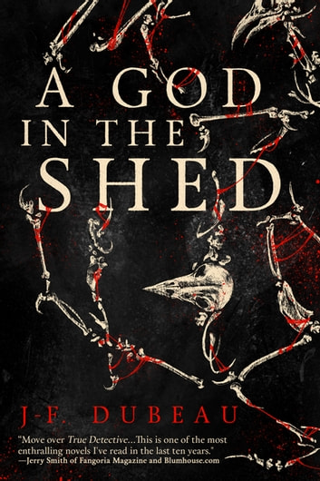 A God in the Shed ebook by J-F. Dubeau
