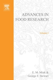 Advances in Food Research ebook by Stewart, G.F.