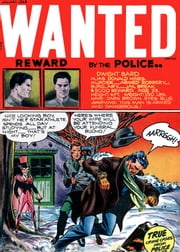 Wanted Comics, Number 11, The Twin Killers ebook by Kobo.Web.Store.Products.Fields.ContributorFieldViewModel