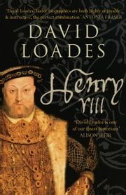 Henry VIII ebook by David Loades