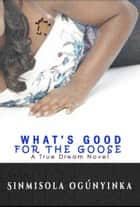 What's Good for the Goose (A True Dream novel) ebook by Sinmisola Ogunyinka
