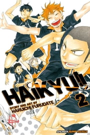 Haikyu!!, Vol. 2 ebook by Haruichi  Furudate