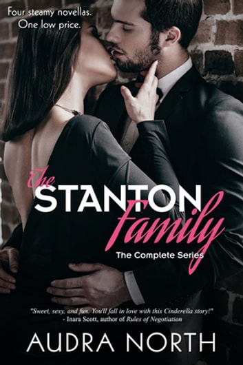 Stanton Family Boxed Set ebook by Audra North