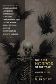Best Horror of the Year Volume 7 ebook by Ellen Datlow